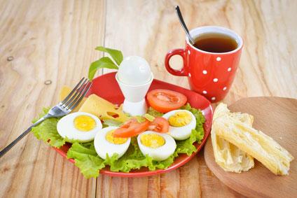 Frühstückstee