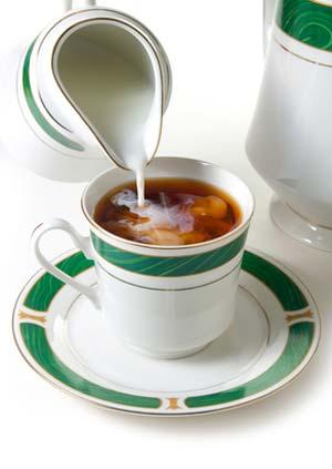 Englische Teezubereitung