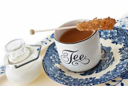 Die Teezubereitung in Ostfriesland