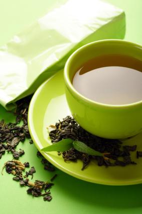 Grüner Tee - ©Katarzyna Krawiec - istockphoto.com