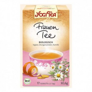 Yogi Frauen Tee