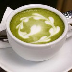 Matcha als Kaffeeersatz?