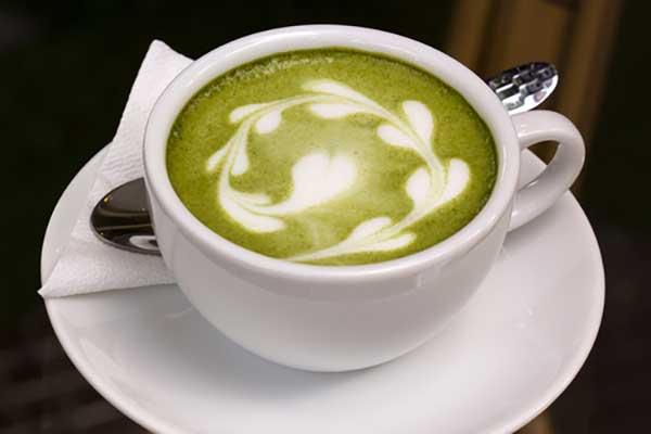 Matcha als Kaffee-Ersatz