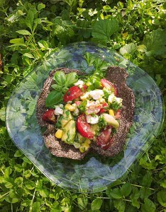 Salat-mit-Chiasamen