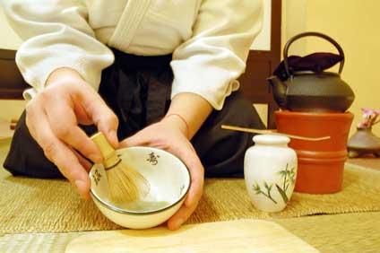 Die japanische Teezeremonie (©EAlisa/depositphotos.com )(