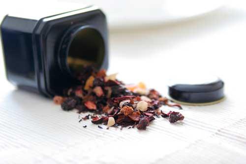 Teedose aus Metall | ©ikaruska.jpg - depositphotos.com
