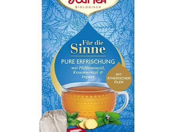 Yogi Tea® Pure Erfrischung