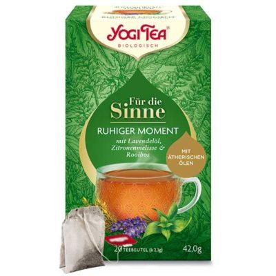 Yogi Tea® Pure Ruhiger Moment