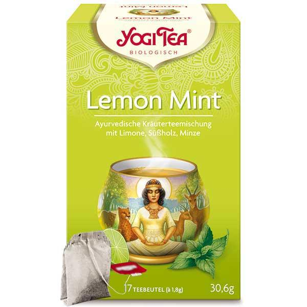 Yogi Tee Lemon Mint Tea
