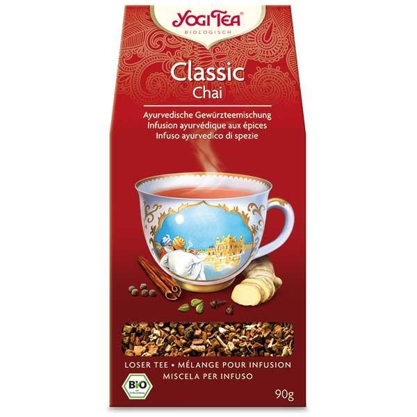 Yogi Tea Classic Chai Tee 90g