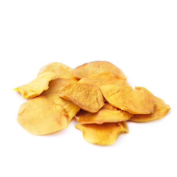 getrocknete Mango, Bio