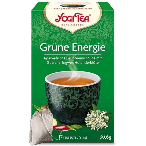 Yogi Tee Grüne Energie Tea