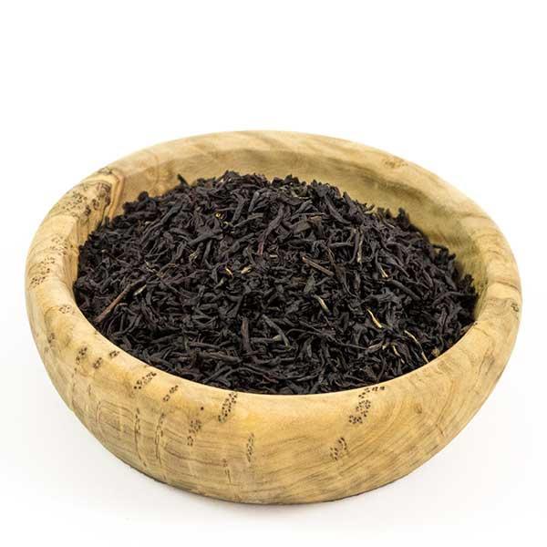 Schwarzer Tee Vanille Premium, Bio