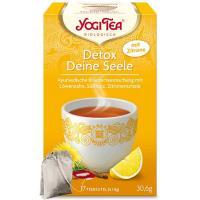 Yogi Tee Detox Deine Seele Zitrone