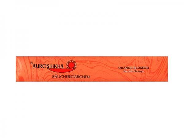 Auroshikha Orangenblüte Räucherstäbchen