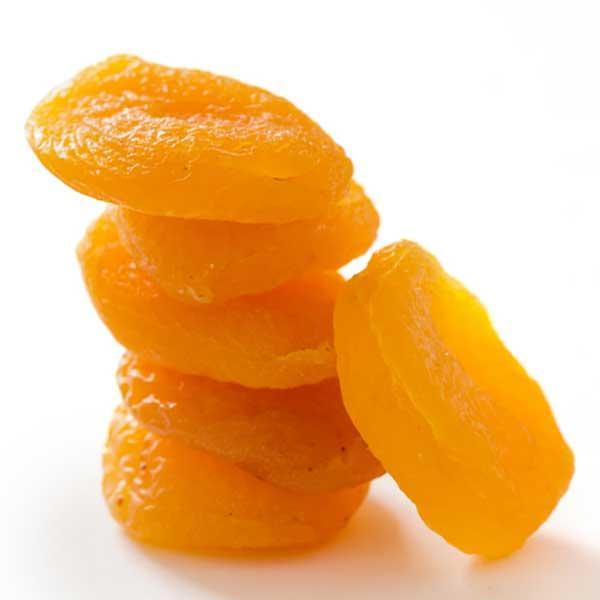 Aprikosen getrocknet