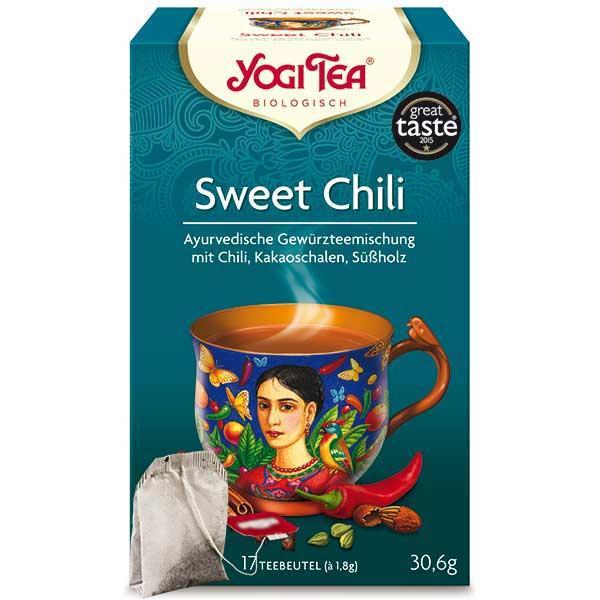 Yogi Tee Sweet Chili