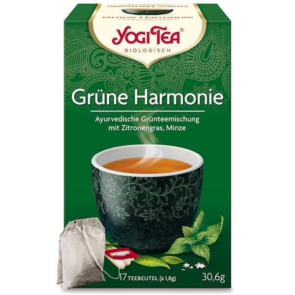 Yogi Tee Grüne Harmonie Tea