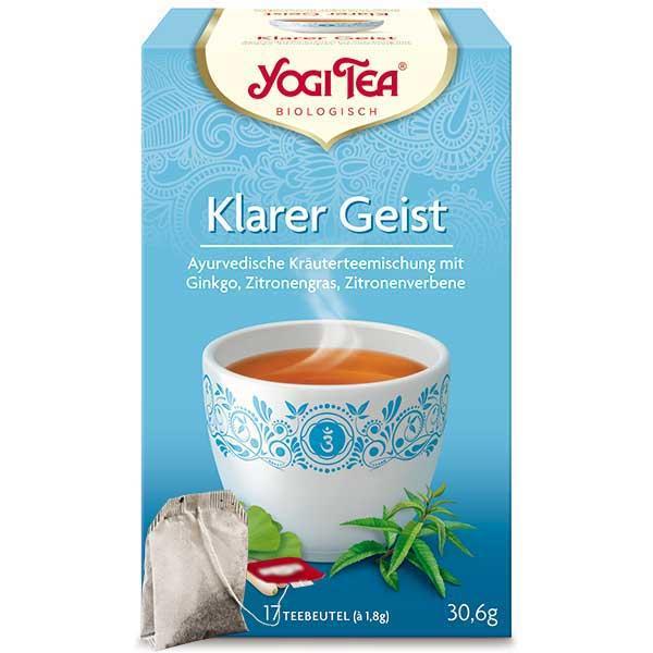 Yogi Tee Klarer Geist Tea