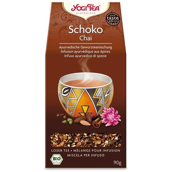 Yogi Tea Schoko Chai Tee
