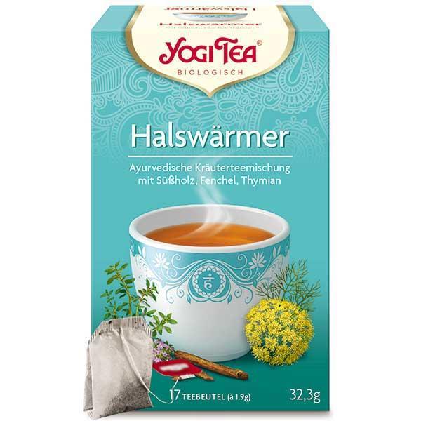 Yogi Tee Halswärmer Tea
