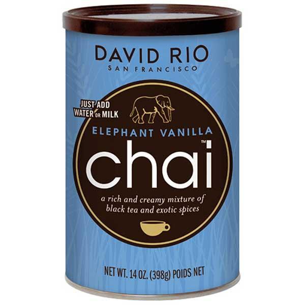 David Rio - Elephant Vanilla Chai