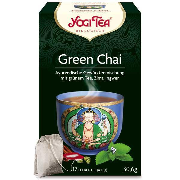 Yogi Tee Green Chai Tea