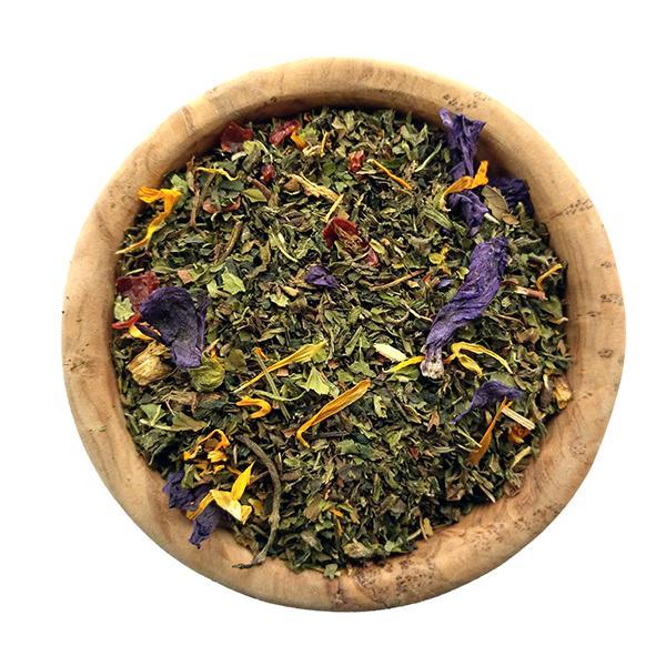 Kräutermischung Tee aktiv bio