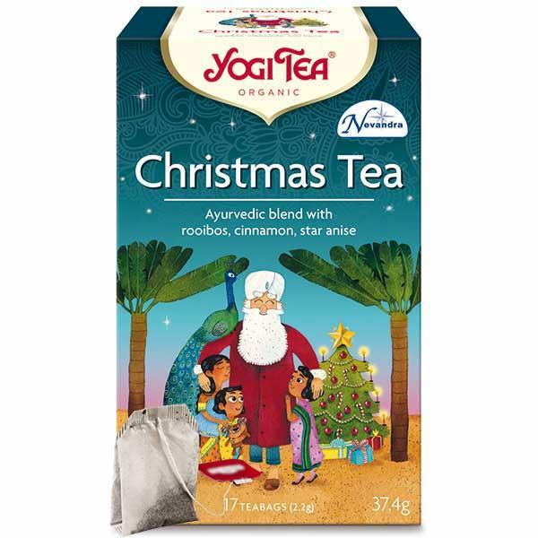 Yogi Tea Christmas Tee Weihnachten