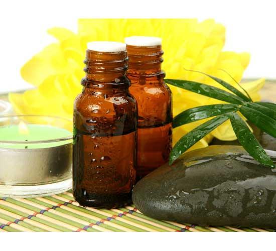 Sauna-Mischung, Ätherisches Öl